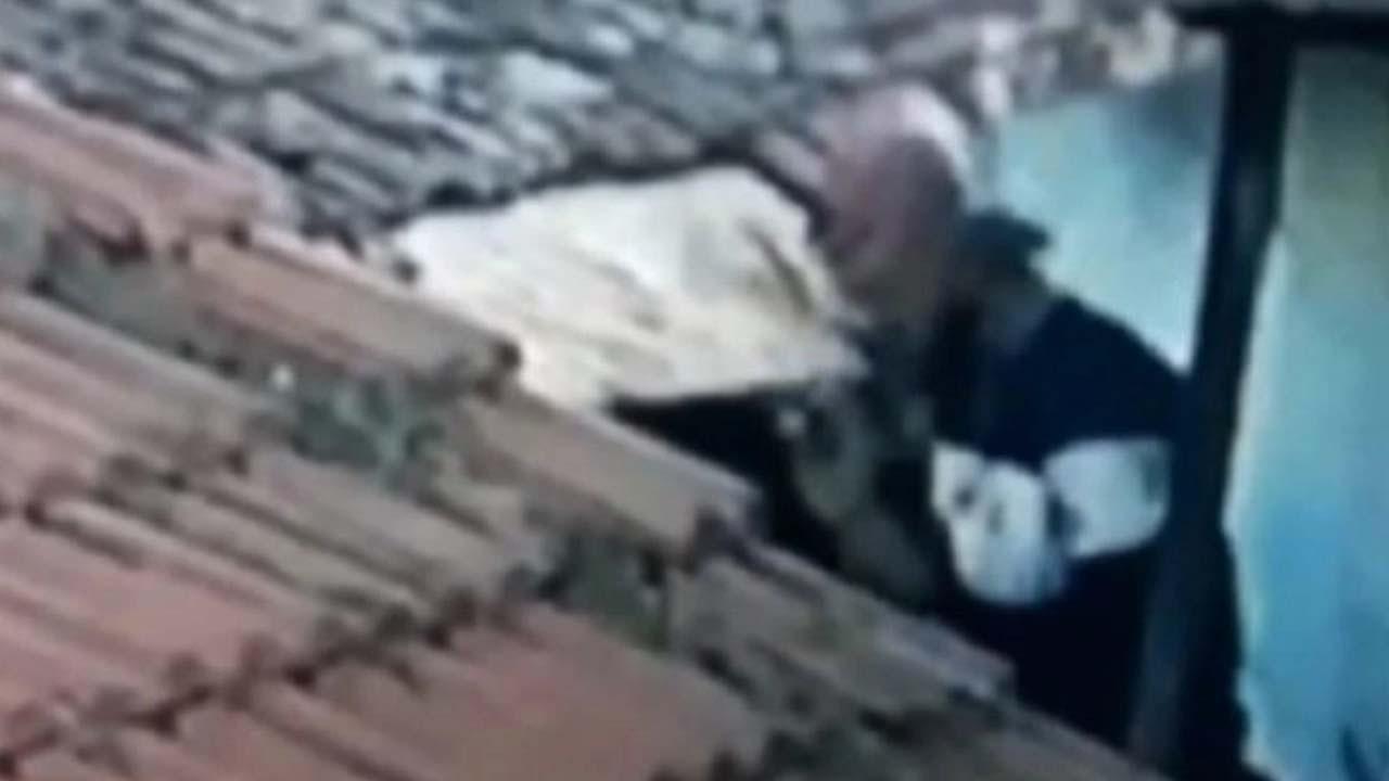 Polise yakalanan hırsız: Uyuşturucu satın almak için çalıyorum