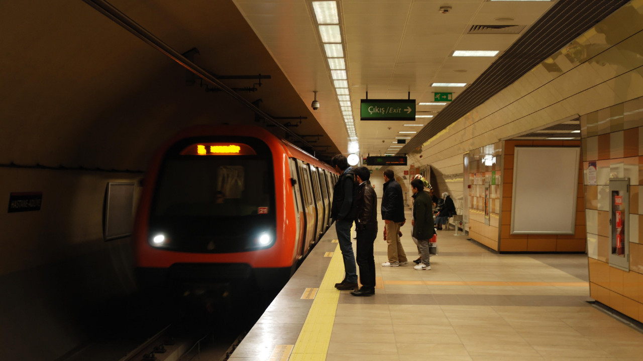 İstanbul'da Metro seferlerinde ''normalleşme'' değişikliği