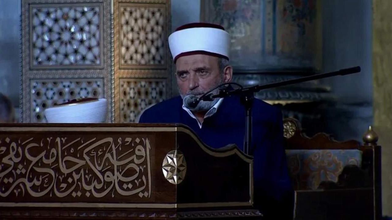 Atatürk'e lanet okuyan imama suç duyurusu