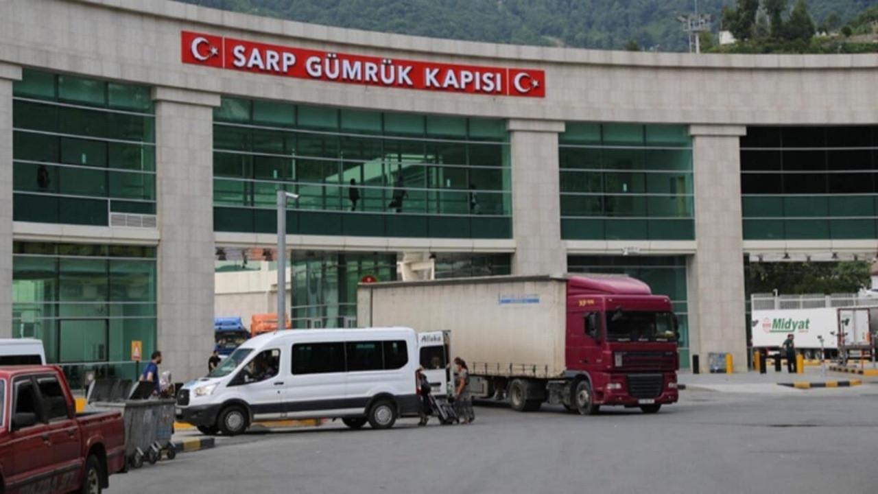 Gürcistan sınır kapıları açılıyor