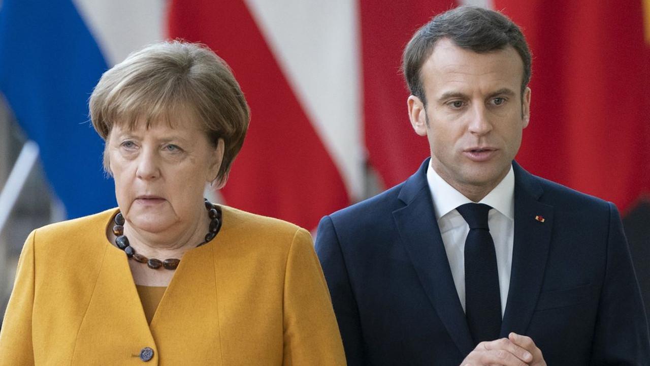 Fransa ve Almanya'dan Türkiye'ye sıcak mesaj