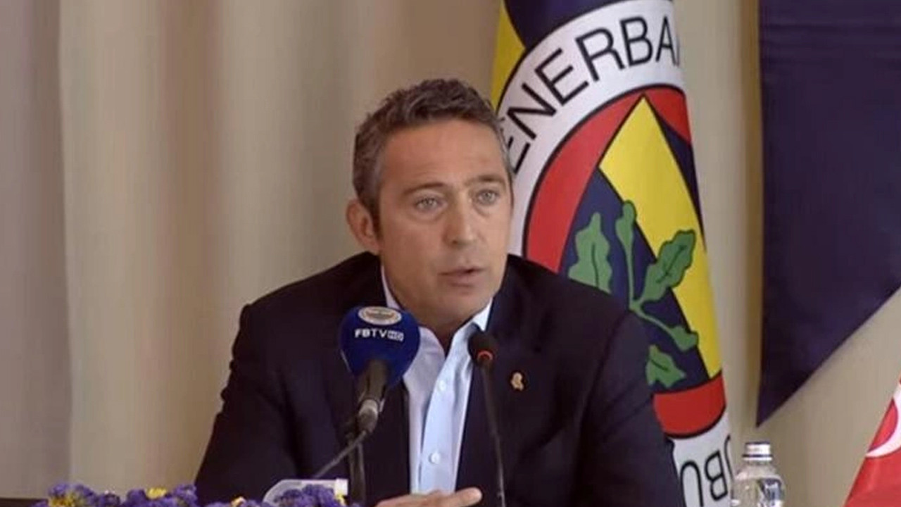 Ali Koç canlı yayında açıkladı: Emre Belözoğlu ile yola devam edilecek mi?