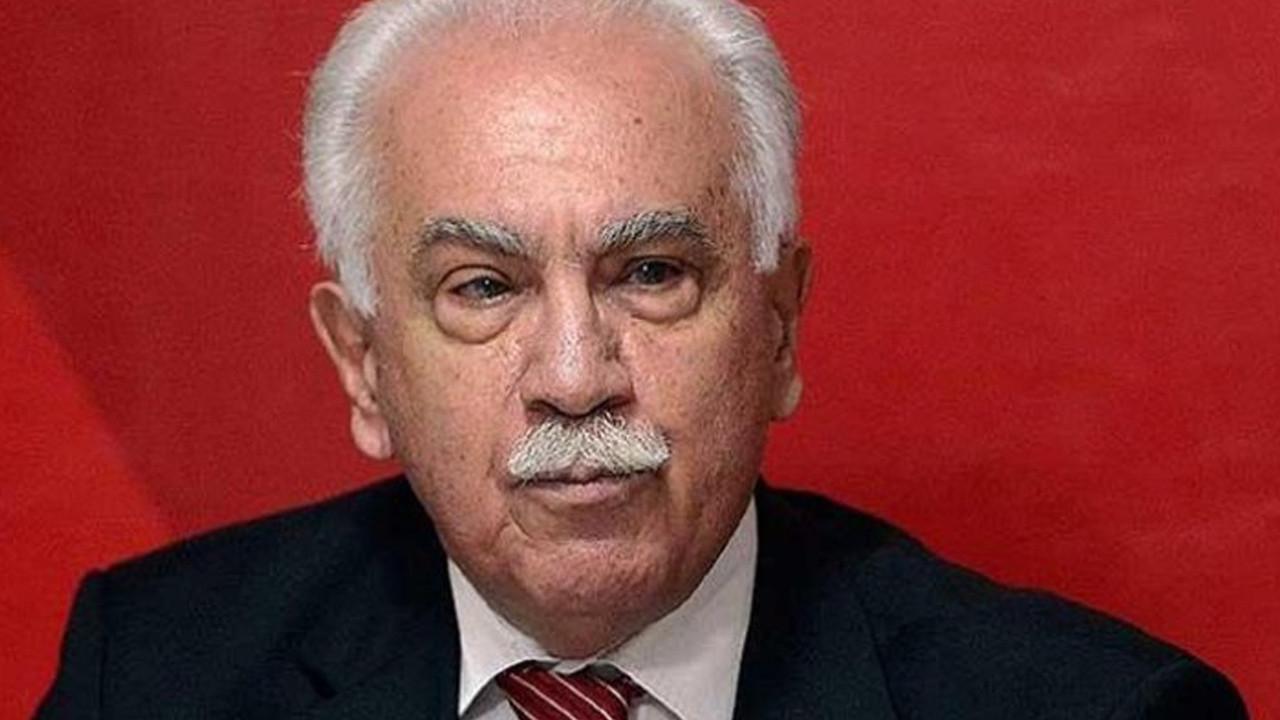 Doğu Perinçek kendisine suikast düzenlediğini iddia ettiği İYİ Partili vekili açıkladı