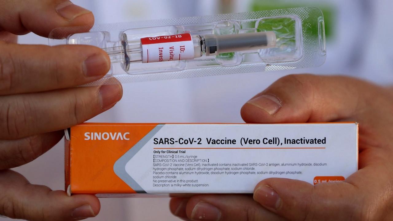 Sinovac aşısı için randevular yeniden açıldı
