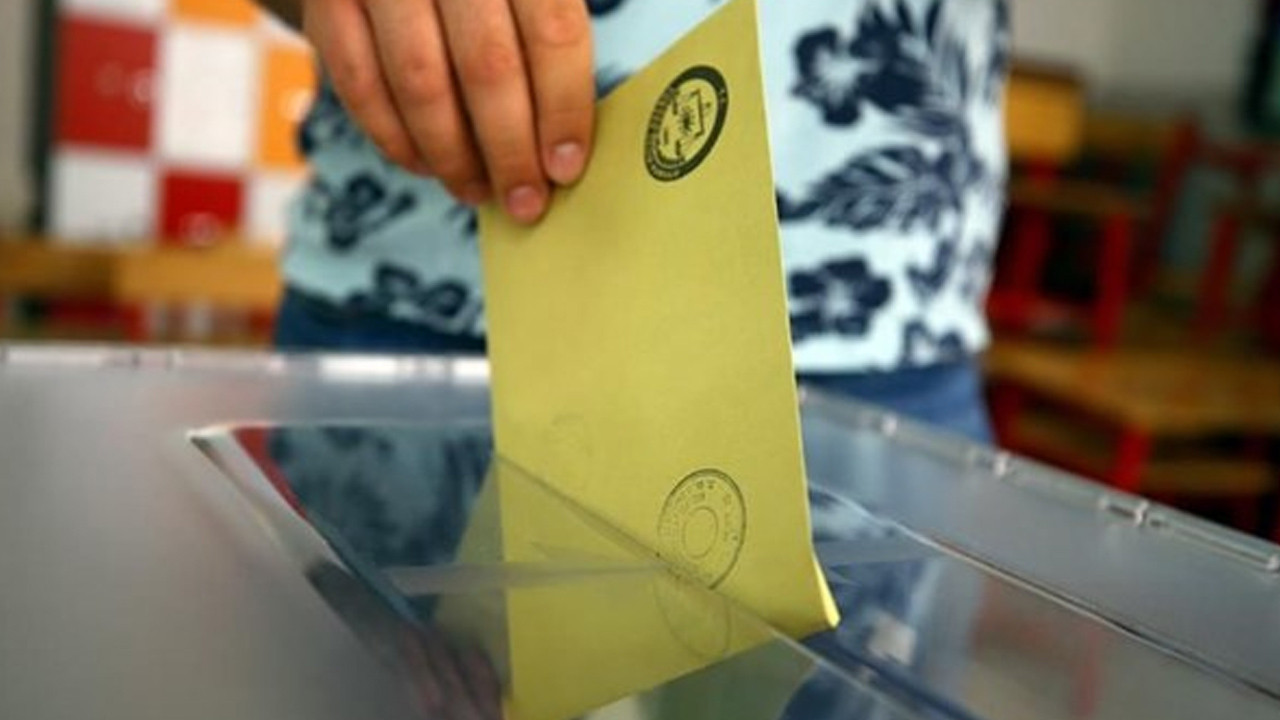 İstanbul'da pazar günü seçim var