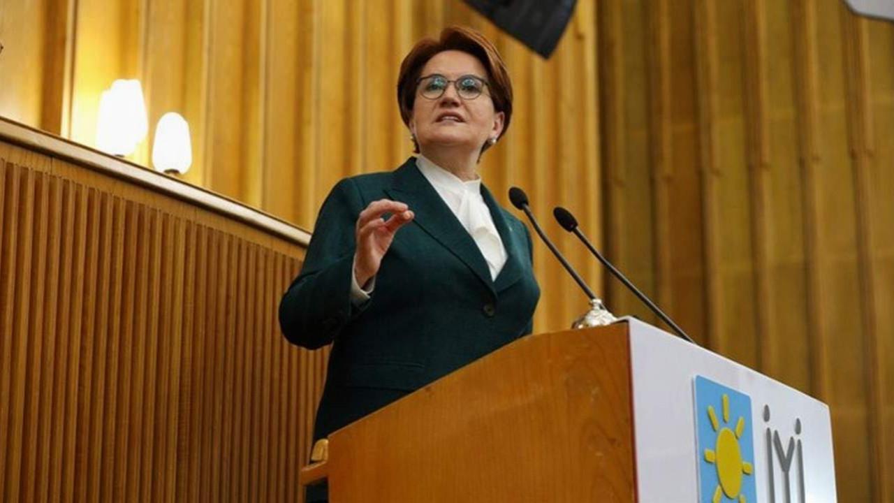 Meral Akşener'den ''mültecilere zam'' açıklaması