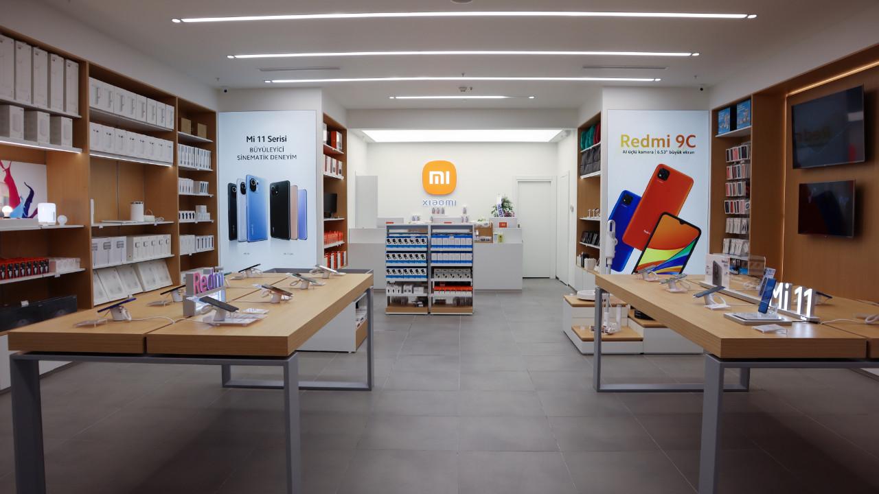 Xiaomi Mi Store mağazası Tepe Nautilus'ta açıldı