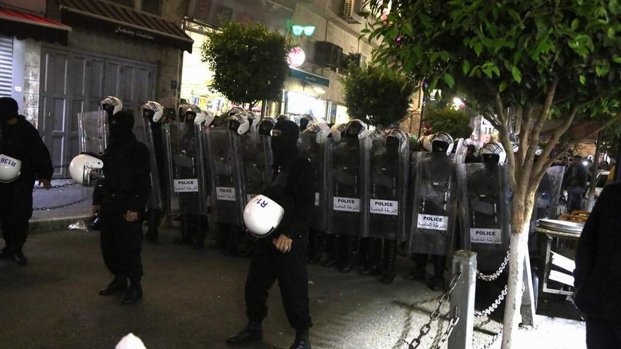 Filistin polisi Türkiye'de eğitilecek