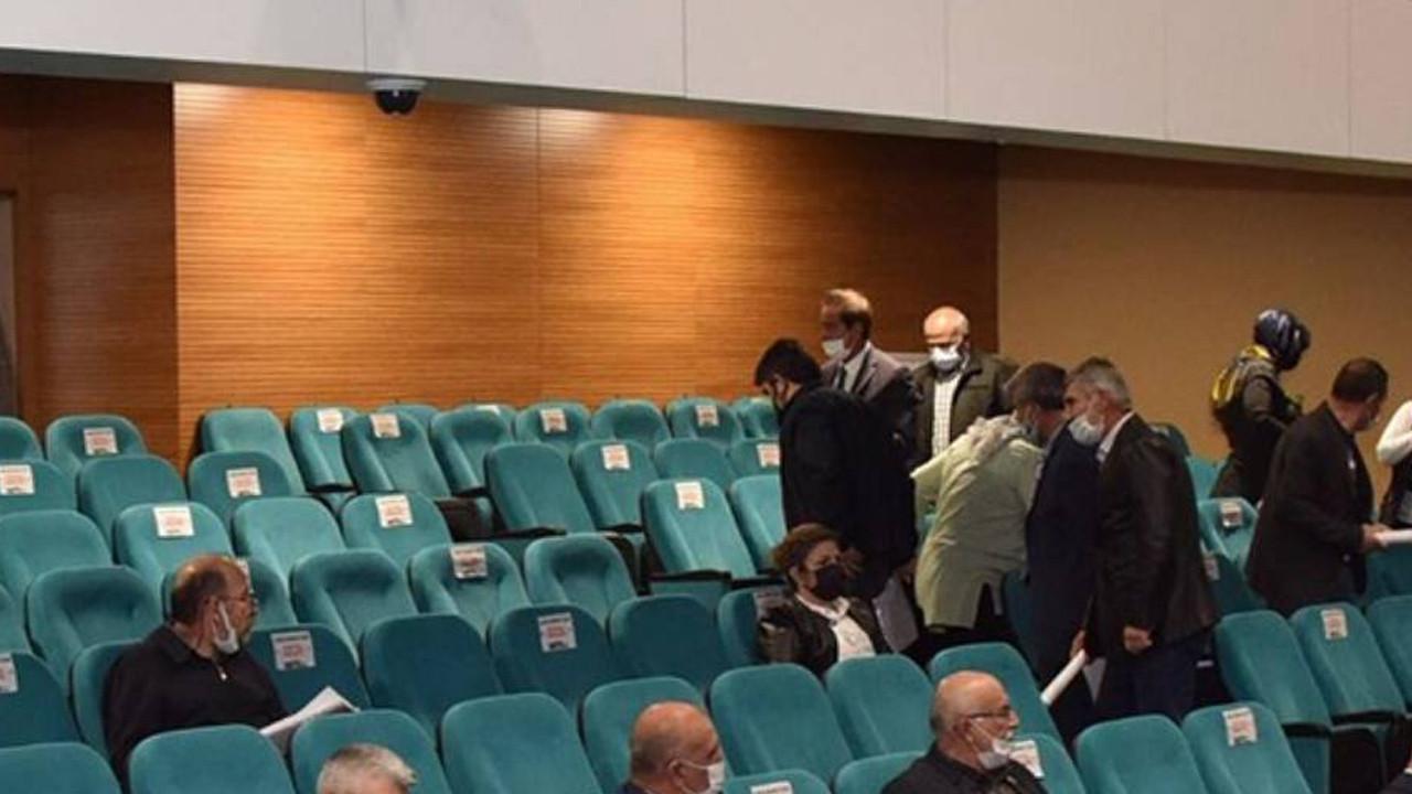 Cumhur İttifakı'nda 'Atatürk' çatlağı: Salonu terk ettiler