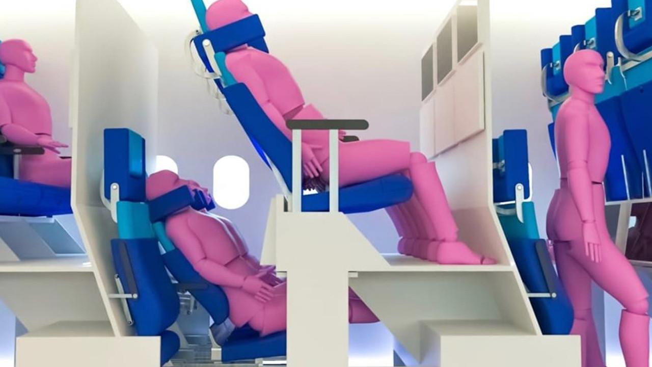 Pandemi sonrası toparlanma umudu: Geleceğin uçakları böyle mi olacak?