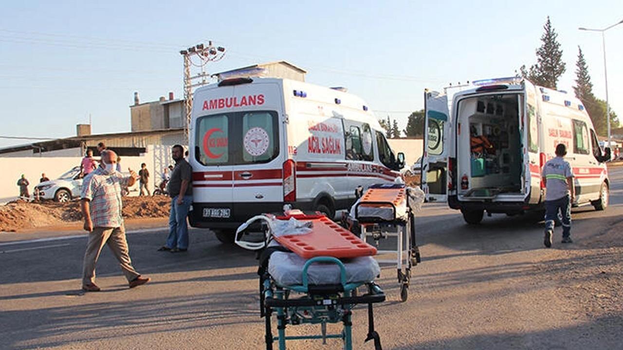 Hatay'da kahreden kaza: 2 asker şehit oldu