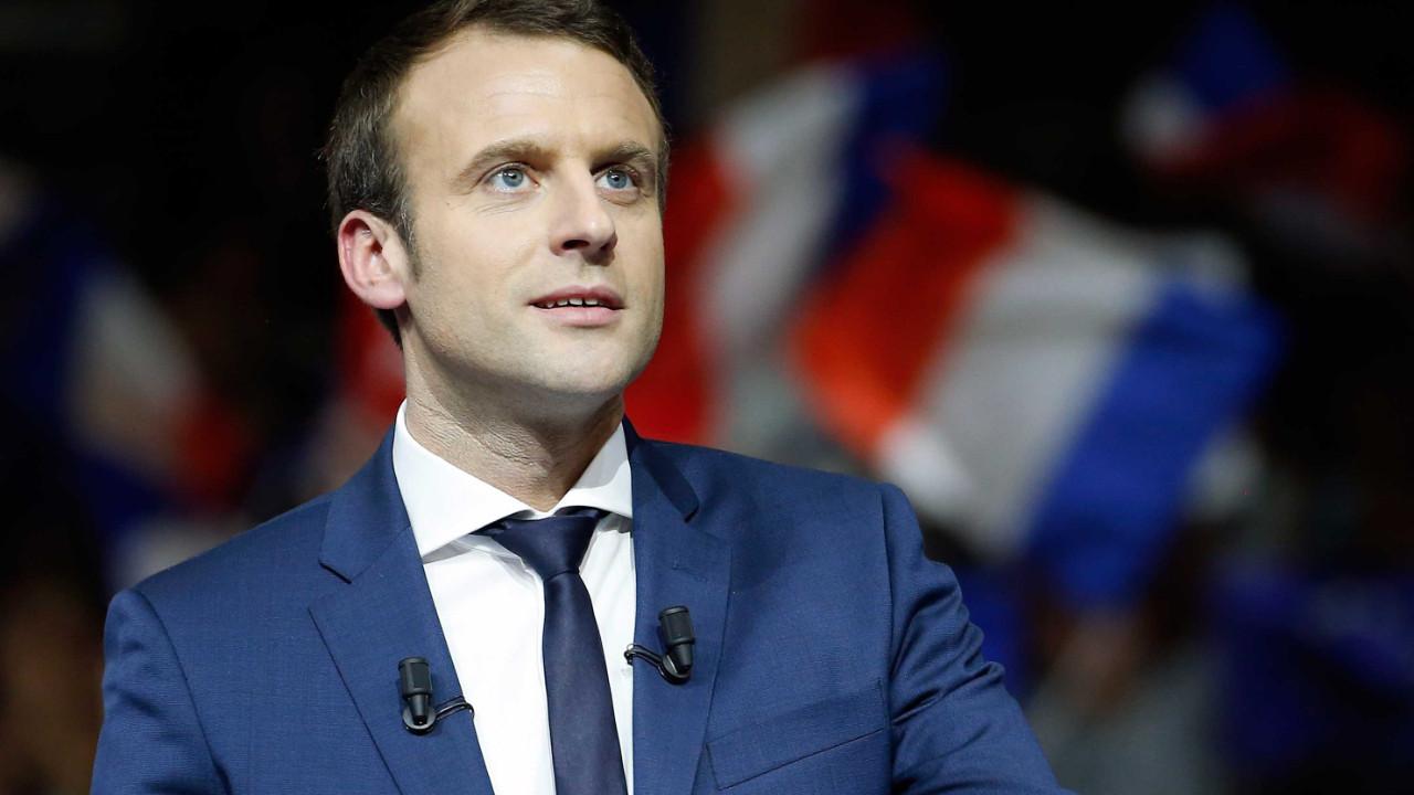Macron haddini aştı! Yine Türkiye'yi hedef aldı
