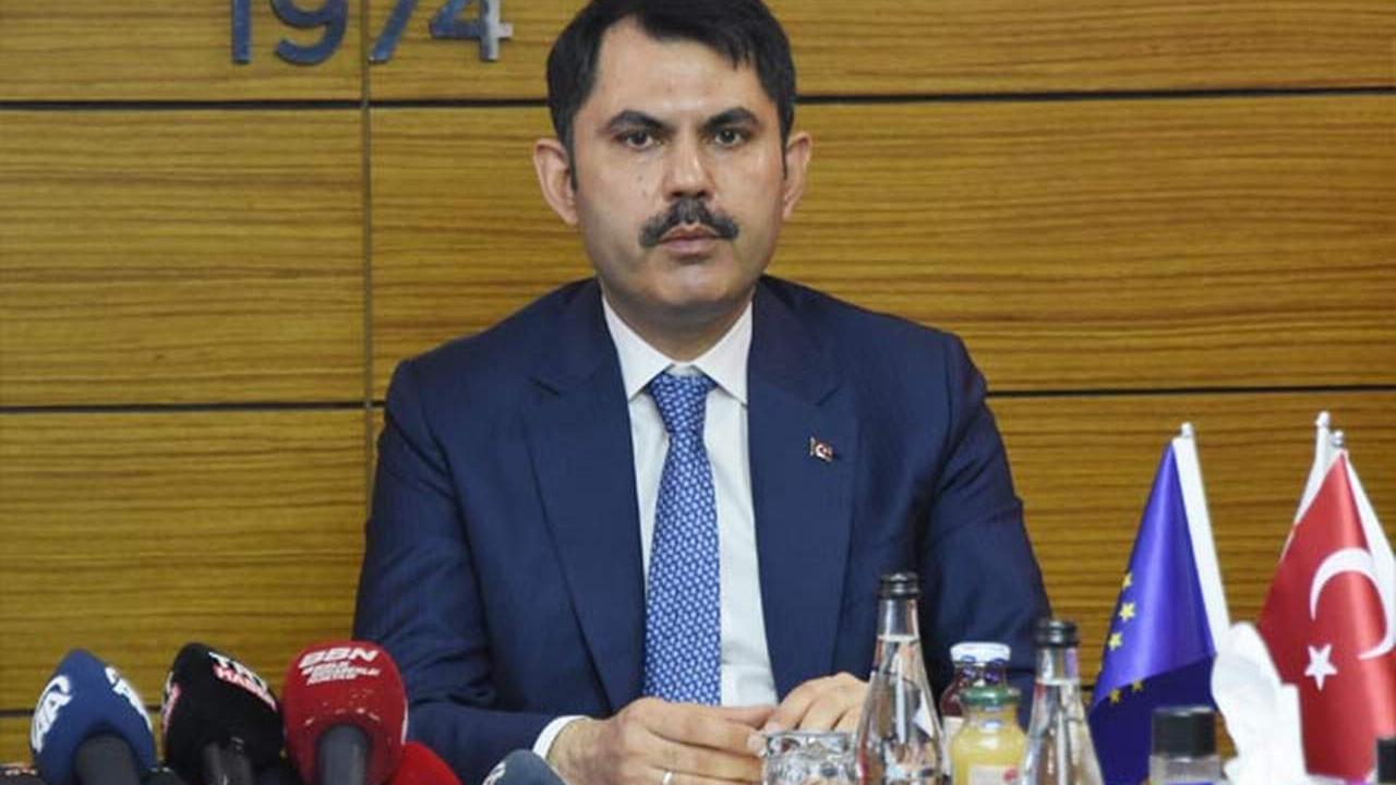 Bakan Kurumdan müsilaj açıklaması: Tehlikeli atık olmadığı tespit edildi