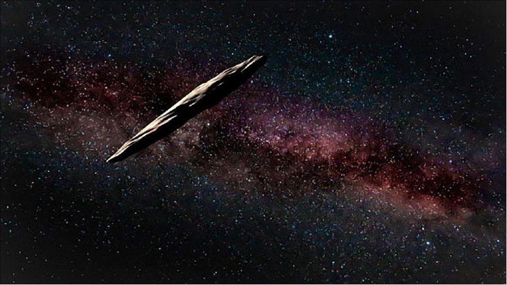 ''Uzaylı'' Oumuamua için yeni iddia - Resim: 3