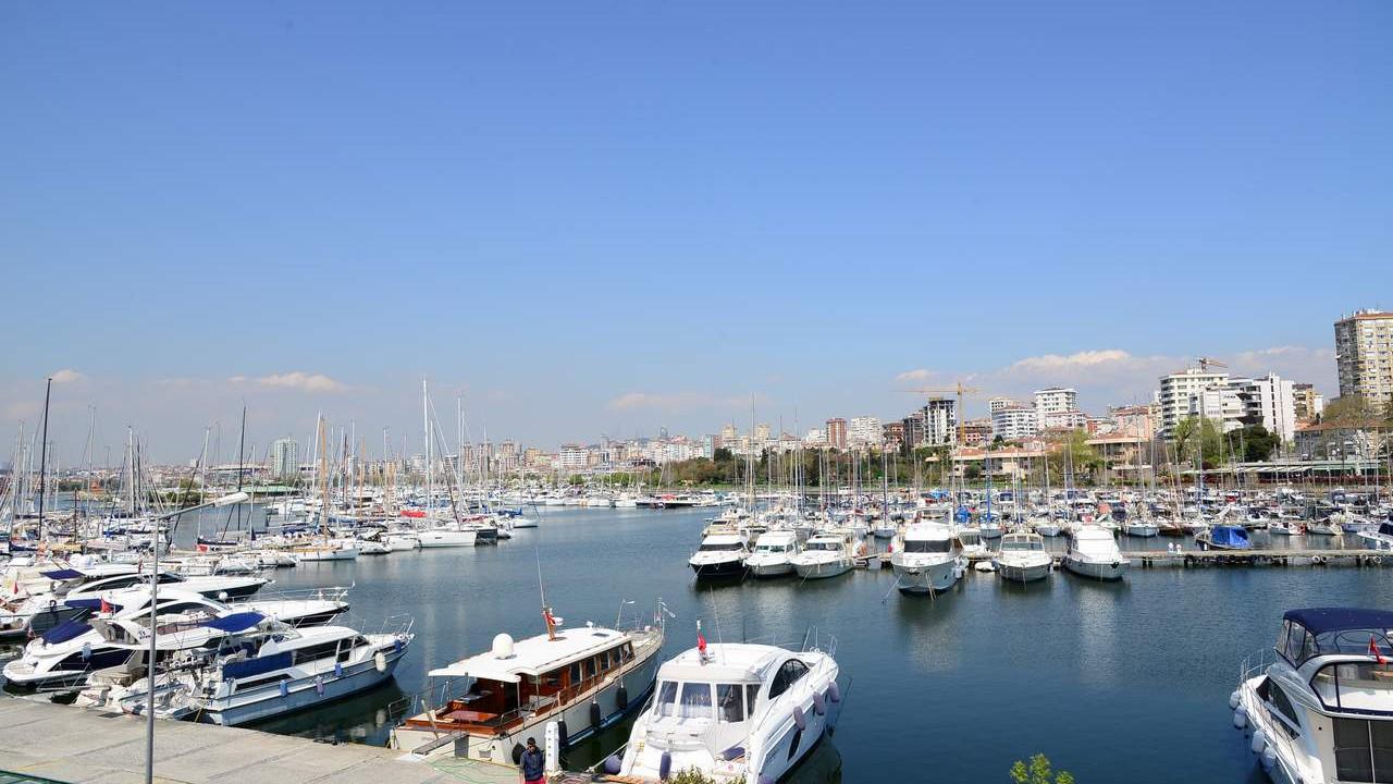 Kalamış Yat Limanı için sosyal medyada destek zinciri