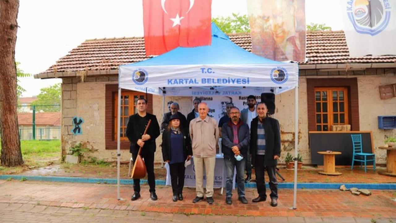Türk Şiirinin Usta Kalemleri Kartal'da Anıldı