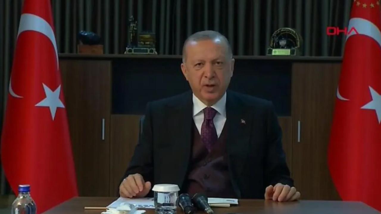Erdoğan: Dosta güven hasımlara korku verdik