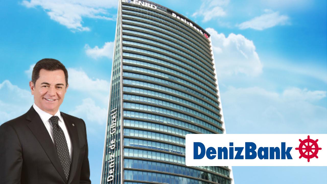 DenizBank'tan 410 Milyon Dolarlık  yeni sendikasyon kredisi ile ekonomiye taze kaynak