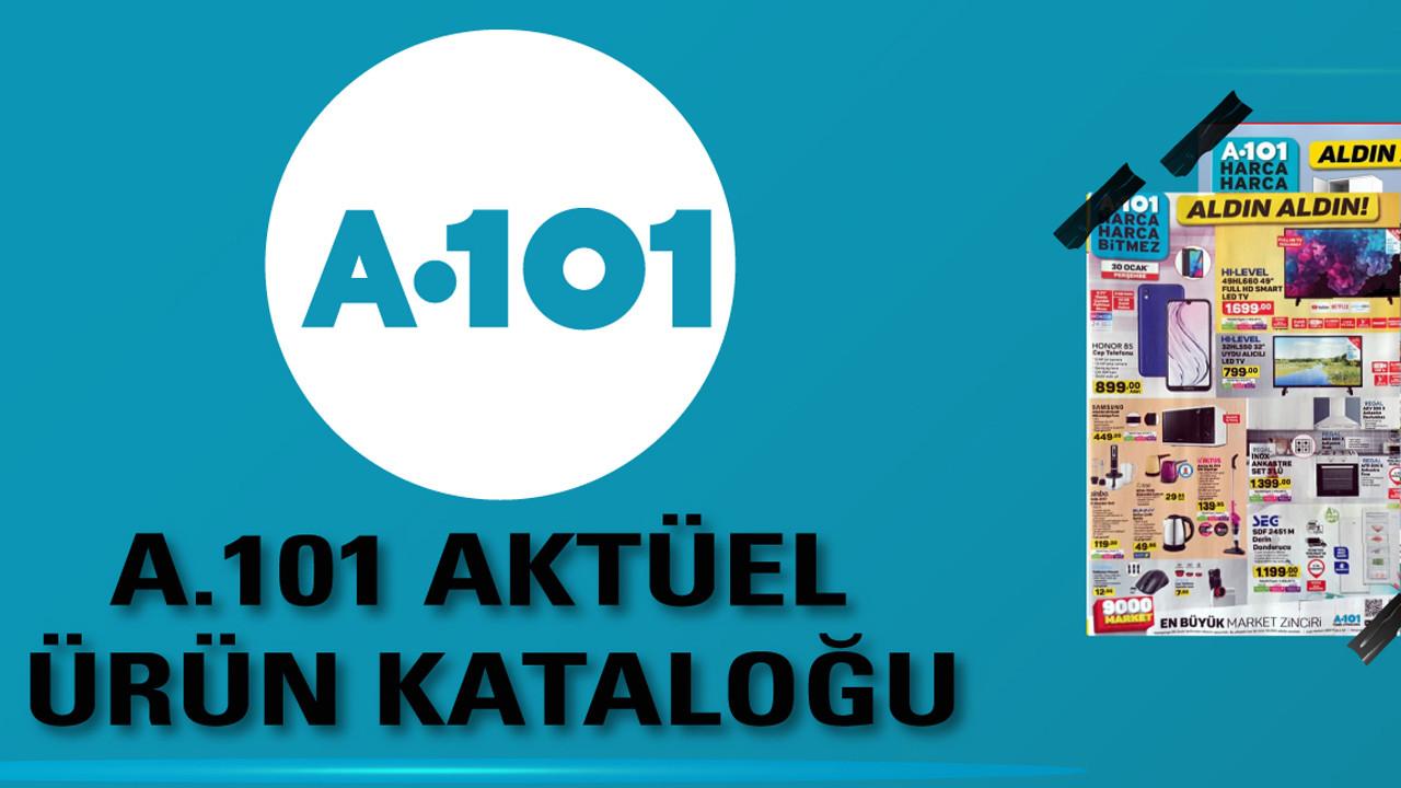 A101 aktüel ürünler: İşte 5 Haziran A101 aktüel ürünleri