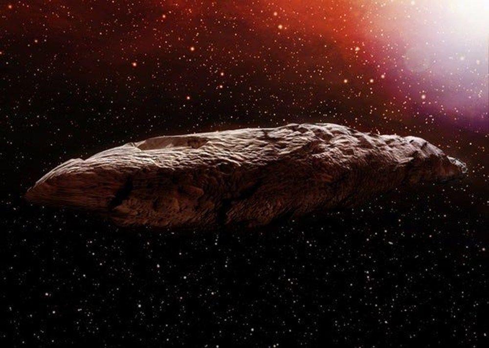 ''Uzaylı'' Oumuamua için yeni iddia - Resim: 4