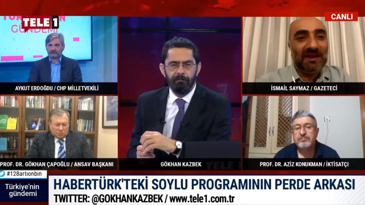 İsmail Saymaz'dan Bakan Soylu canlı yayını için dikkat çeken sözler
