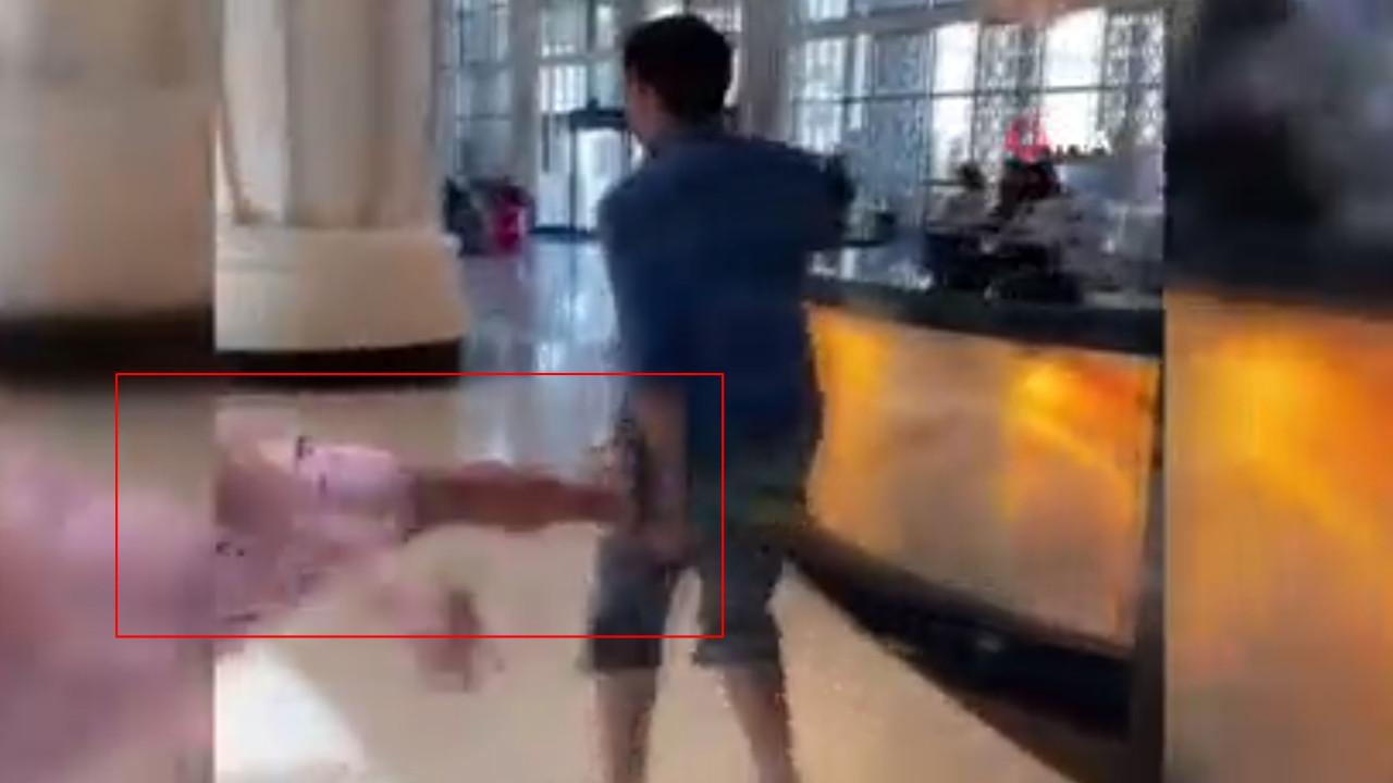 Antalya'da lüks otelde iğrenç olay! Çocuklarının fotoğraflarını çektiğini görünce