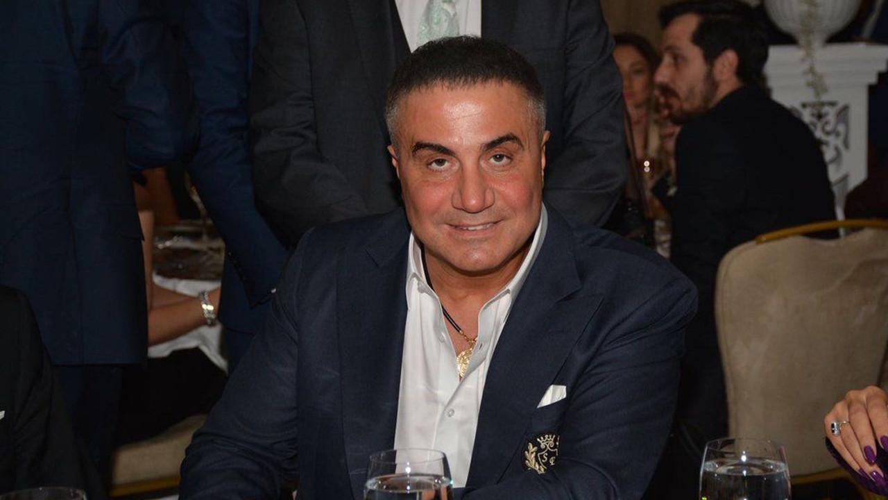 Seçimlerde zarftan Sedat Peker çıktı