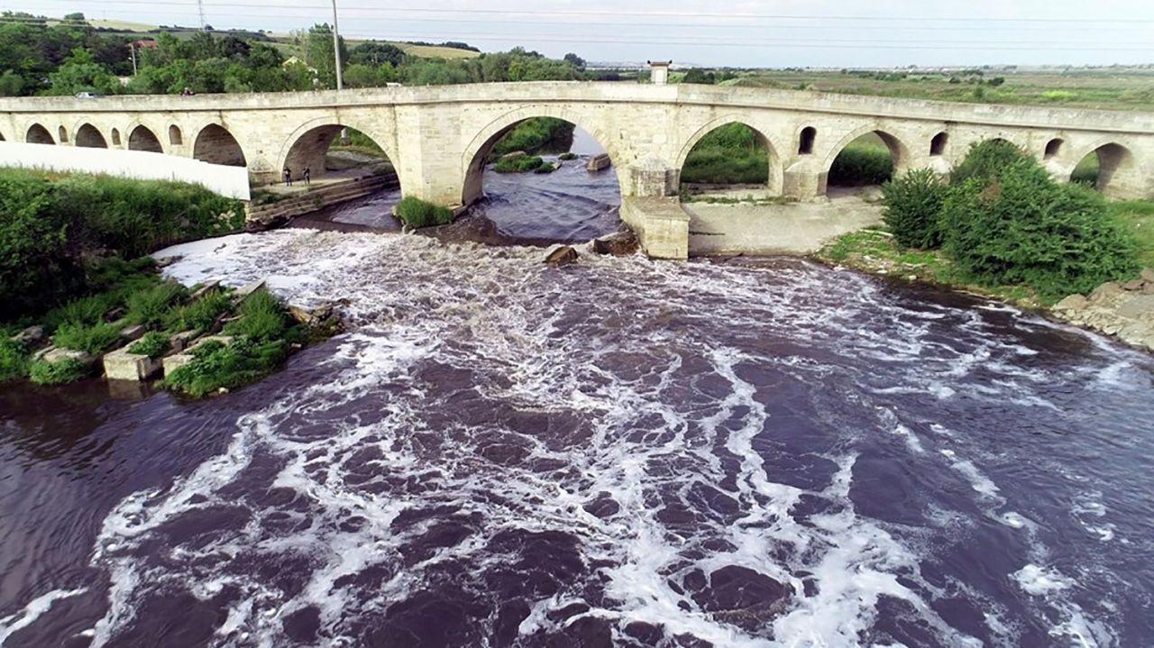 Ergene Nehri, Trakya'da zehir saçıyor - Resim: 2