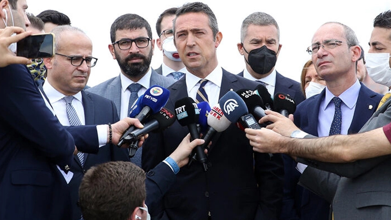 Ali Koç, sportif direktör iddialarına son noktayı koydu