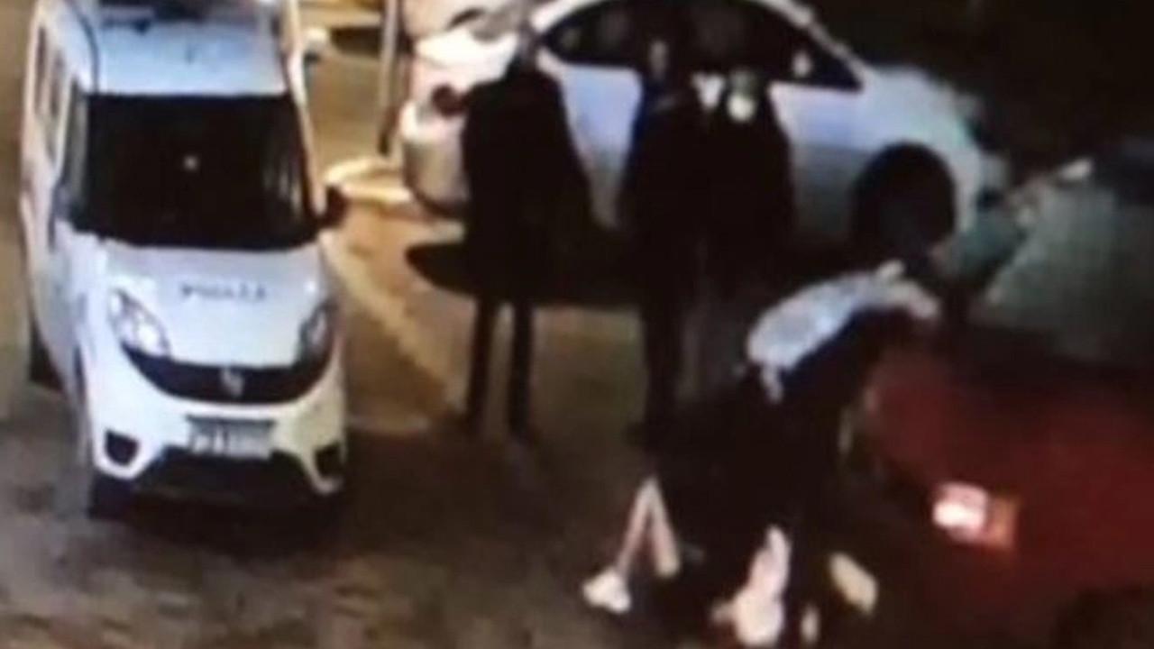 Esenyurt'ta polisin kadına darp görüntüleriyle ilgili Emniyet'ten açıklama