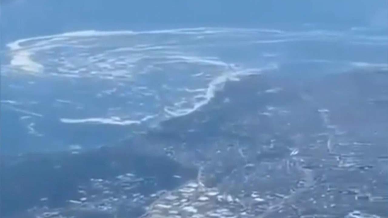 Müsilaj Ege Denizi'ne akmaya başladı