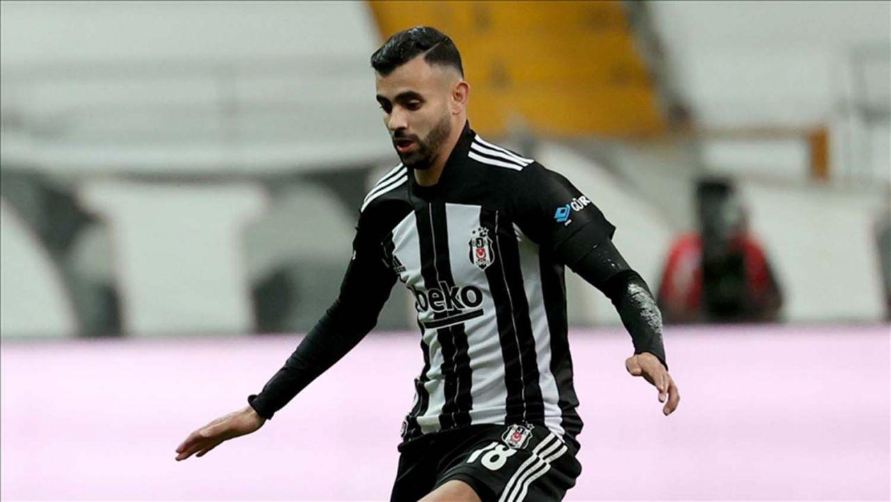 Ghezzal Beşiktaş taraftarına müjdeyi verdi - Resim: 1