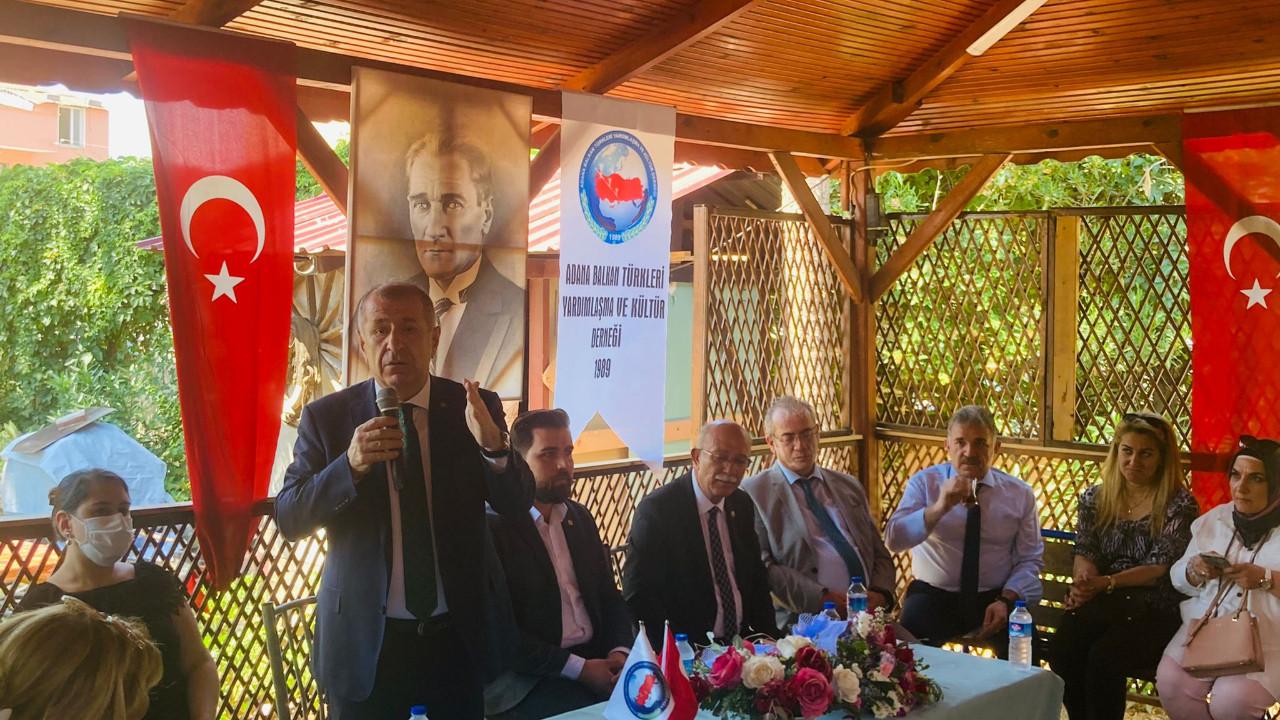 Prof. Dr. Ümit Özdağ yeni partinin kurulacağı tarihi açıkladı