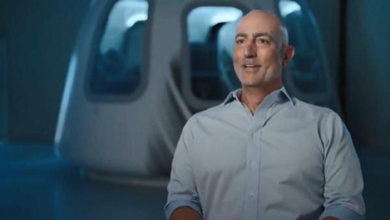 Jeff Bezos, kardeşiyle birlikte uzaya çıkıyor - Resim: 3