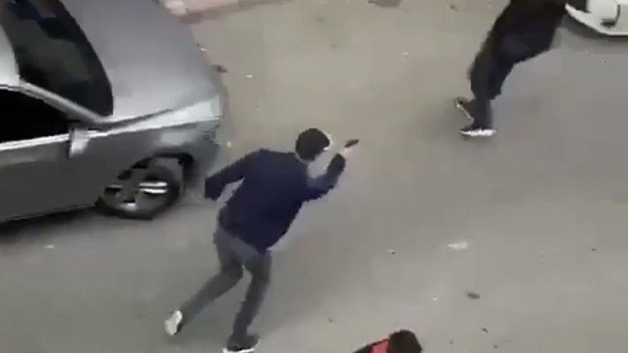 İstanbul'da dehşet! Sokak ortasında kurşun yağdırdı