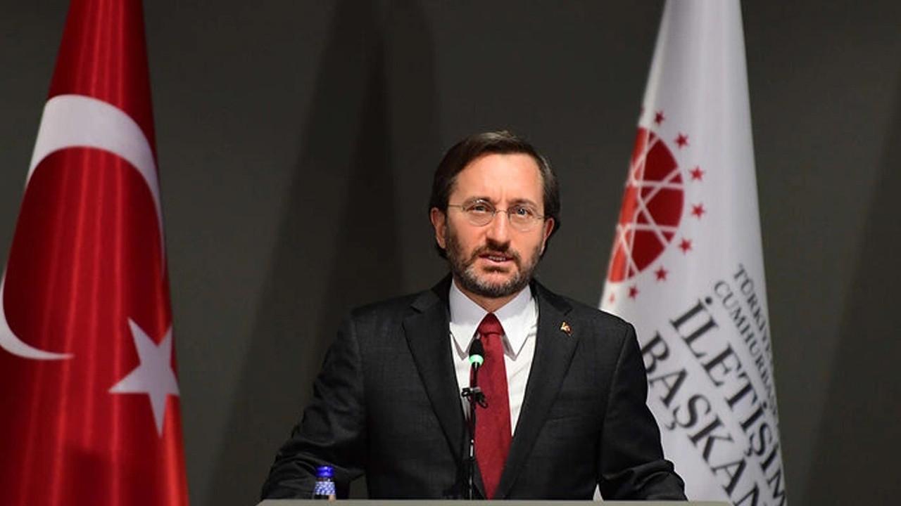 Fahrettin Altun, yeni internet düzenlemesiyle ilgili açıklama yaptı