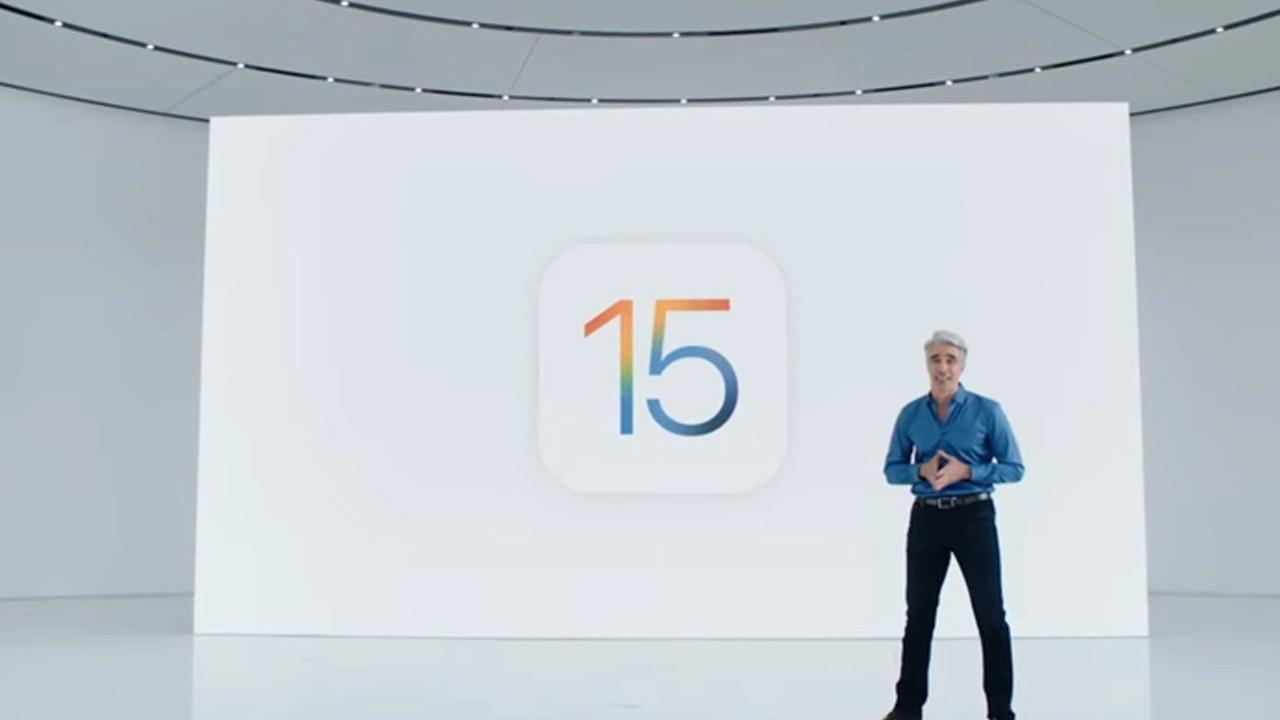 Resmen tanıtıldı! iPhone'lar değişiyor: İşte iOS 15 özellikleri