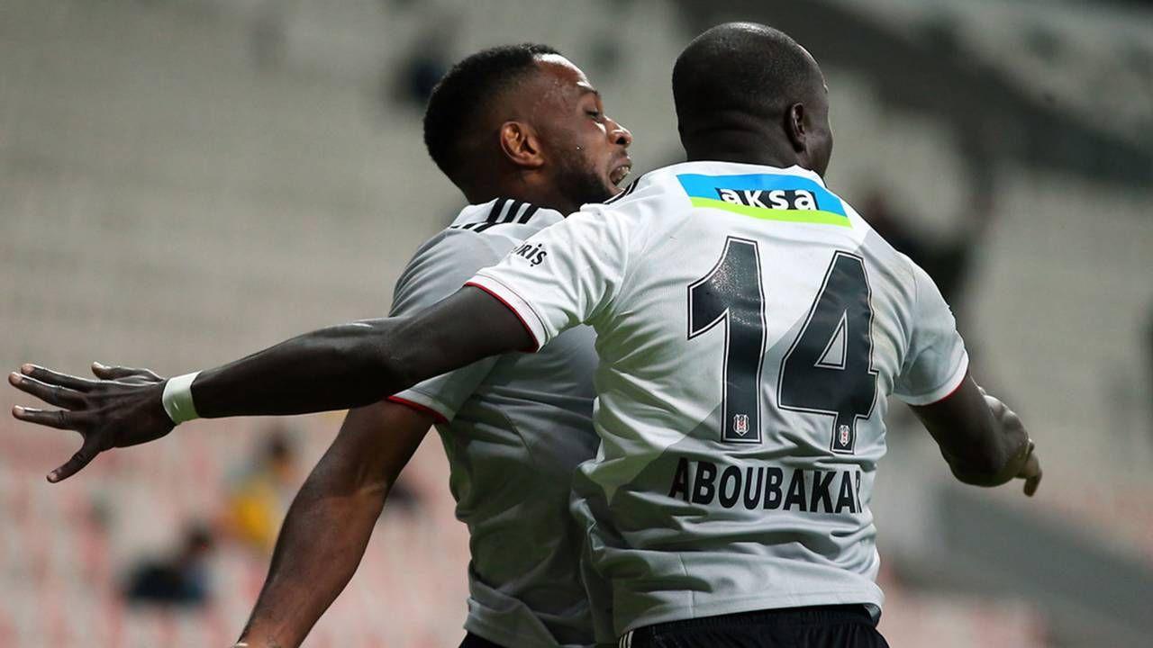 Beşiktaş'a veda... Aboubakar'ın yeni takımı belli oldu - Resim: 1