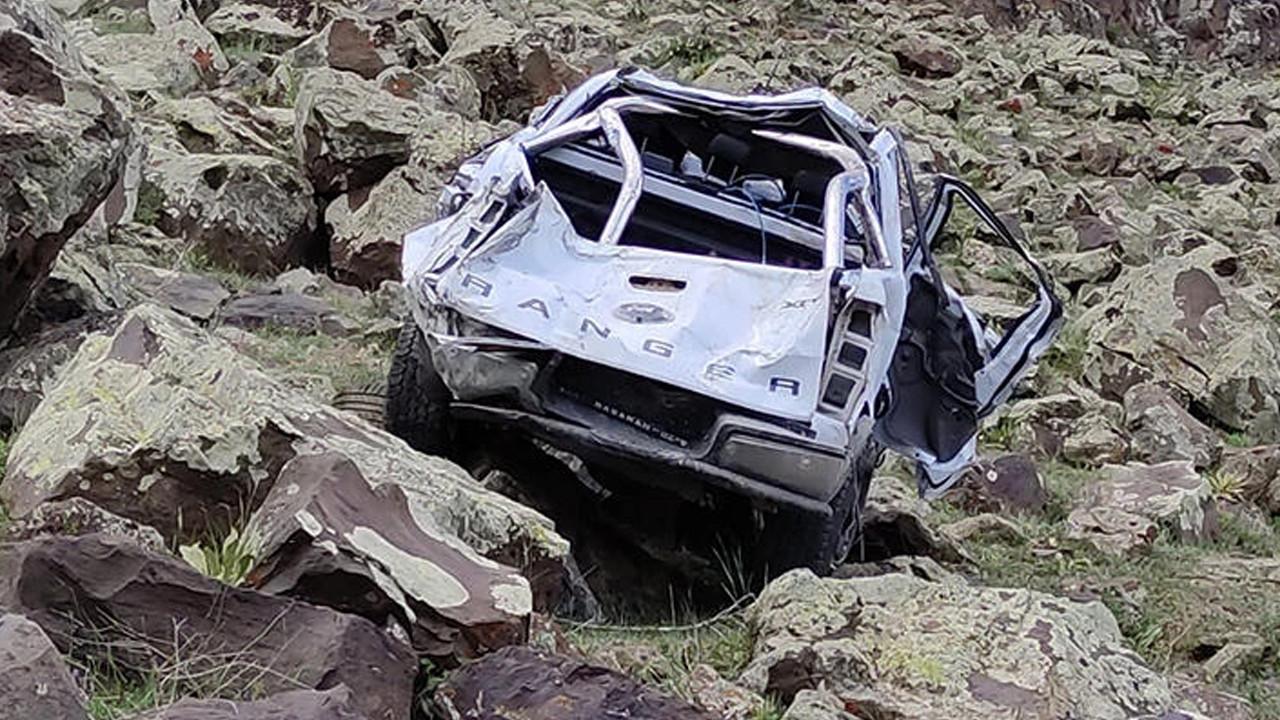 Kars'tan acı haber: Bir astsubay şehit oldu, 3 kişi hayatını kaybetti
