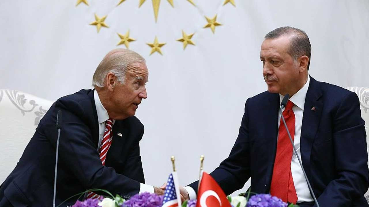 Erdoğan ile Biden görüşmesinin kapsamı belli oldu