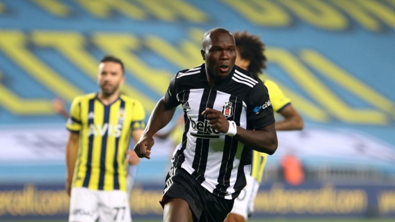 Vincent Aboubakar transferi resmen açıklandı