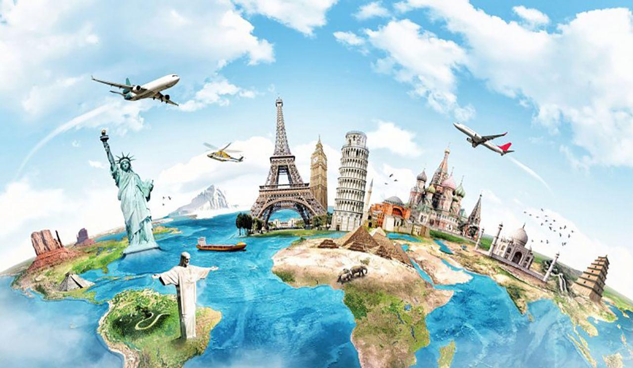 Türkiye zirveye oynuyor: İşte en çok ziyaret edilen ülkeler - Resim: 1