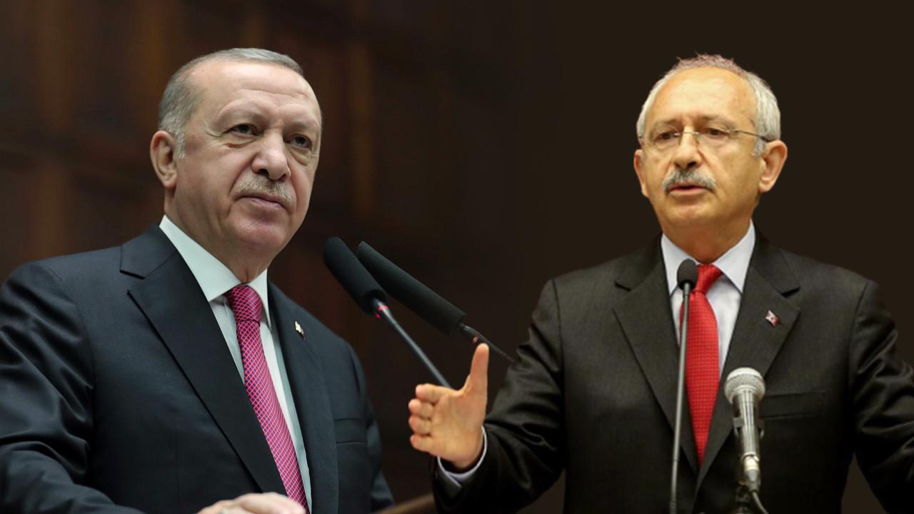 Kılıçdaroğlu'ndan Erdoğan'a ''millet aç'' yanıtı