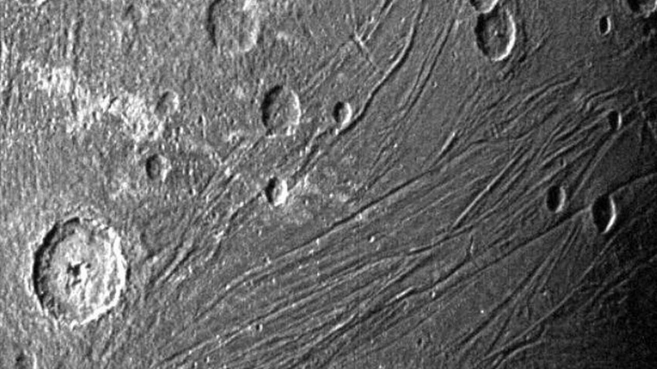 NASA'dan dikkat çeken Jüpiter paylaşımı