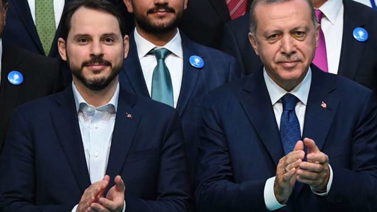 Erdoğan'ın kürsüde söylediği sözler akıllara Berat Albayrak'ı getirdi