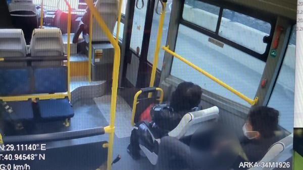 Seri tacizci kamerada! Ceza aldığı gün bir kadını taciz etmiş - Resim: 3
