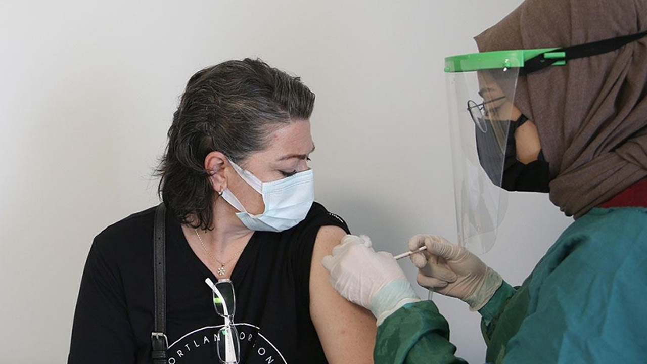 45 yaş üzeri vatandaşlar aşı olmaya başladı