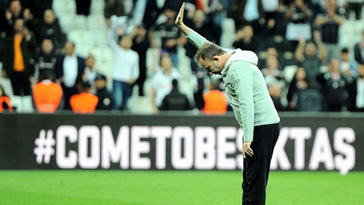 Beşiktaş'ta Sergen Yalçın için son karar verildi - Resim: 4