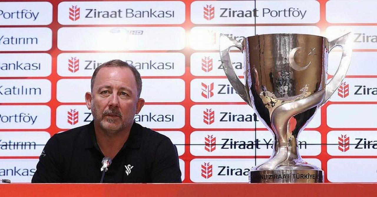 Beşiktaş'ta Sergen Yalçın için son karar verildi - Resim: 1