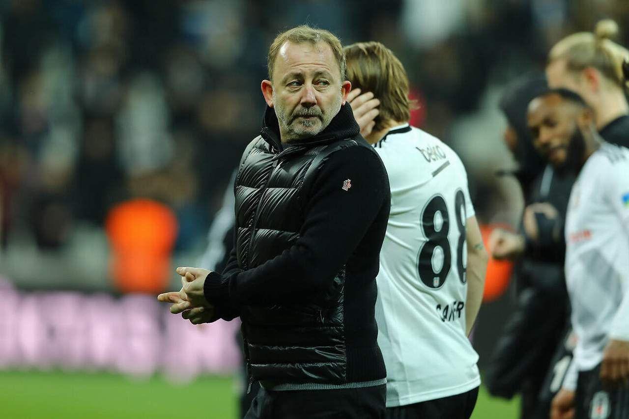 Beşiktaş'ta Sergen Yalçın için son karar verildi - Resim: 2